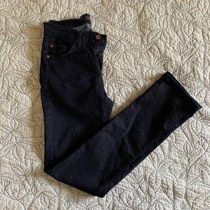 James Jeans dark wash size 29